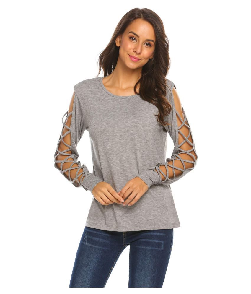 cd63e63e Women's Tees & Polos: Buy T-shirts for Women Online at Best .