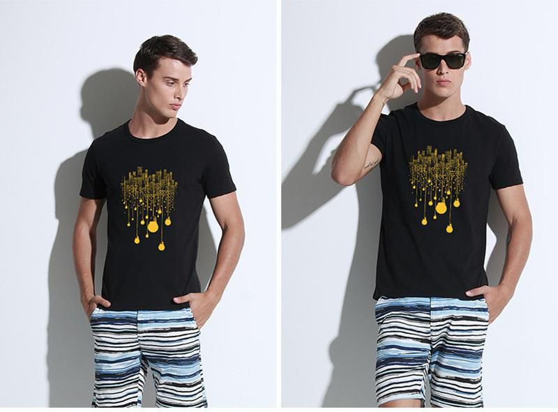 Men Fashion Summer Style Men's T Shirt new pattern T-shirt