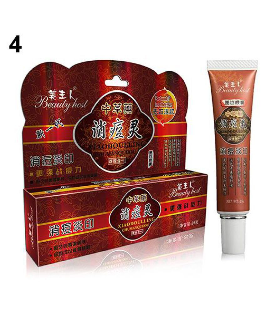 Effective Black Head Acne Treatment Cream Scar Removal Cream Face
