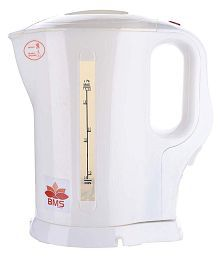 BMS Lifestyle ELECTRIC KETTLE 1.7 Liters 1500 Watts Plastic Electric Kettle