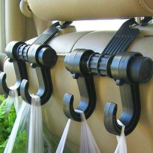 SURSAI Hook Type Holder for Rear White