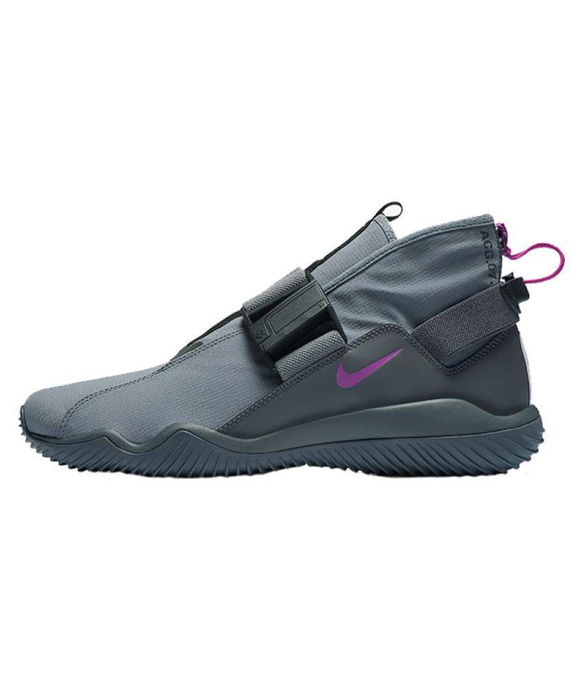 31ec8af3dbaae0 Nike Boat Gray Casual Shoes - Buy Nike Boat Gray Casual Shoes Online at  Best Prices in India on Snapdeal