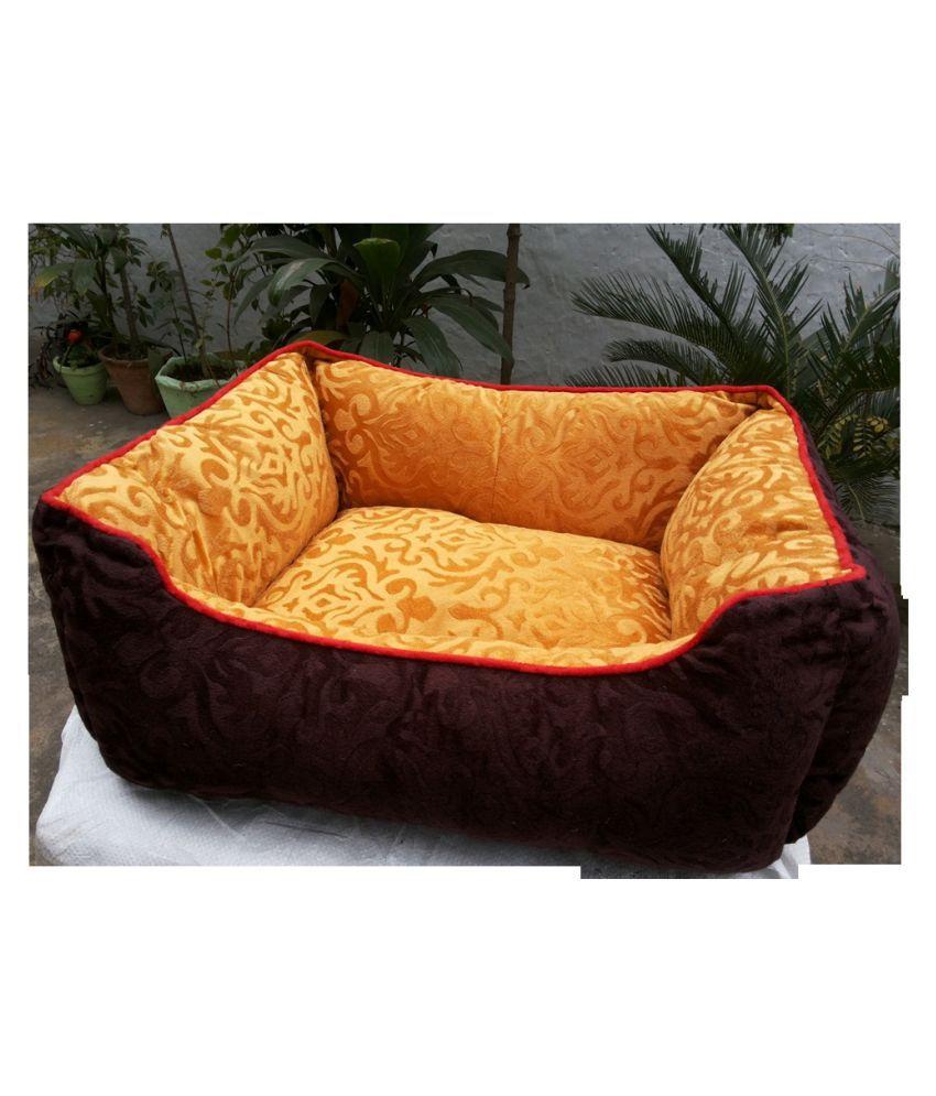09c65cbb5d9 Dog Bed-cum-sofa for small Pups Pom Pug   Cat (small)