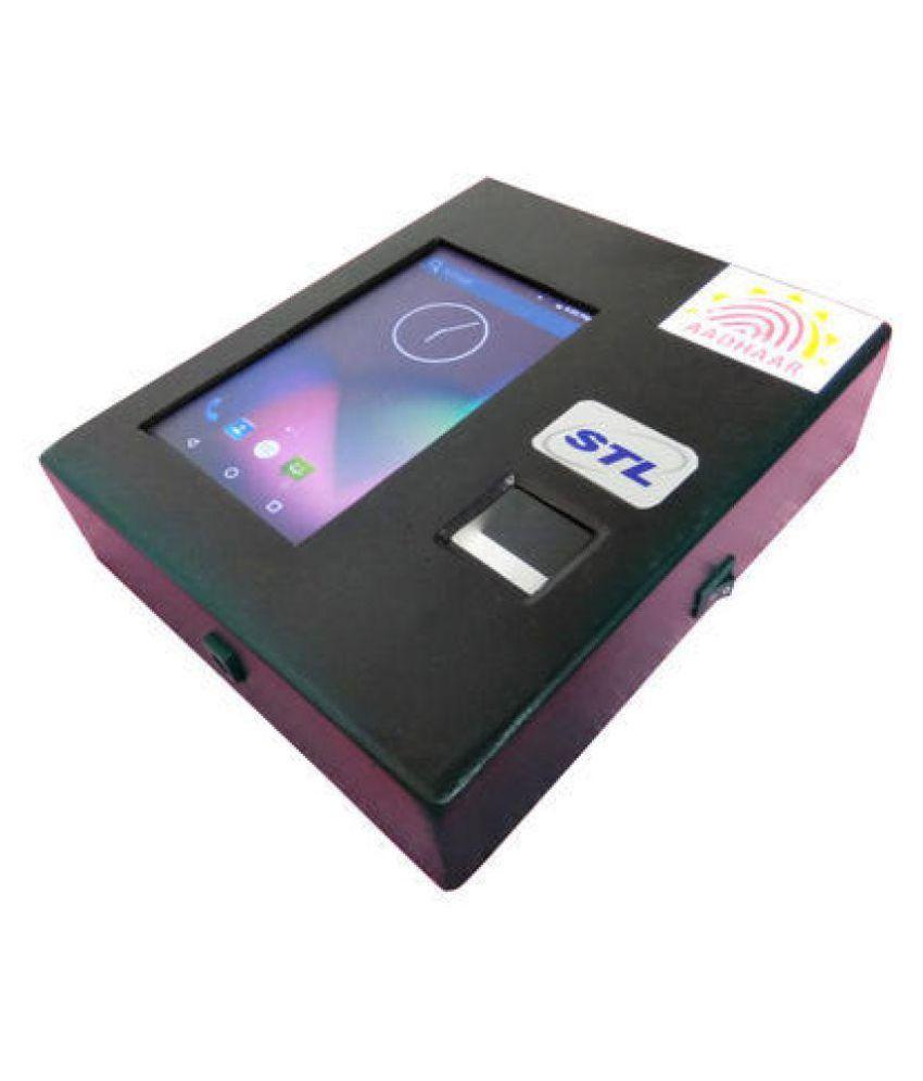 STL888 Android Based AADHAAR Biometric Attendance System