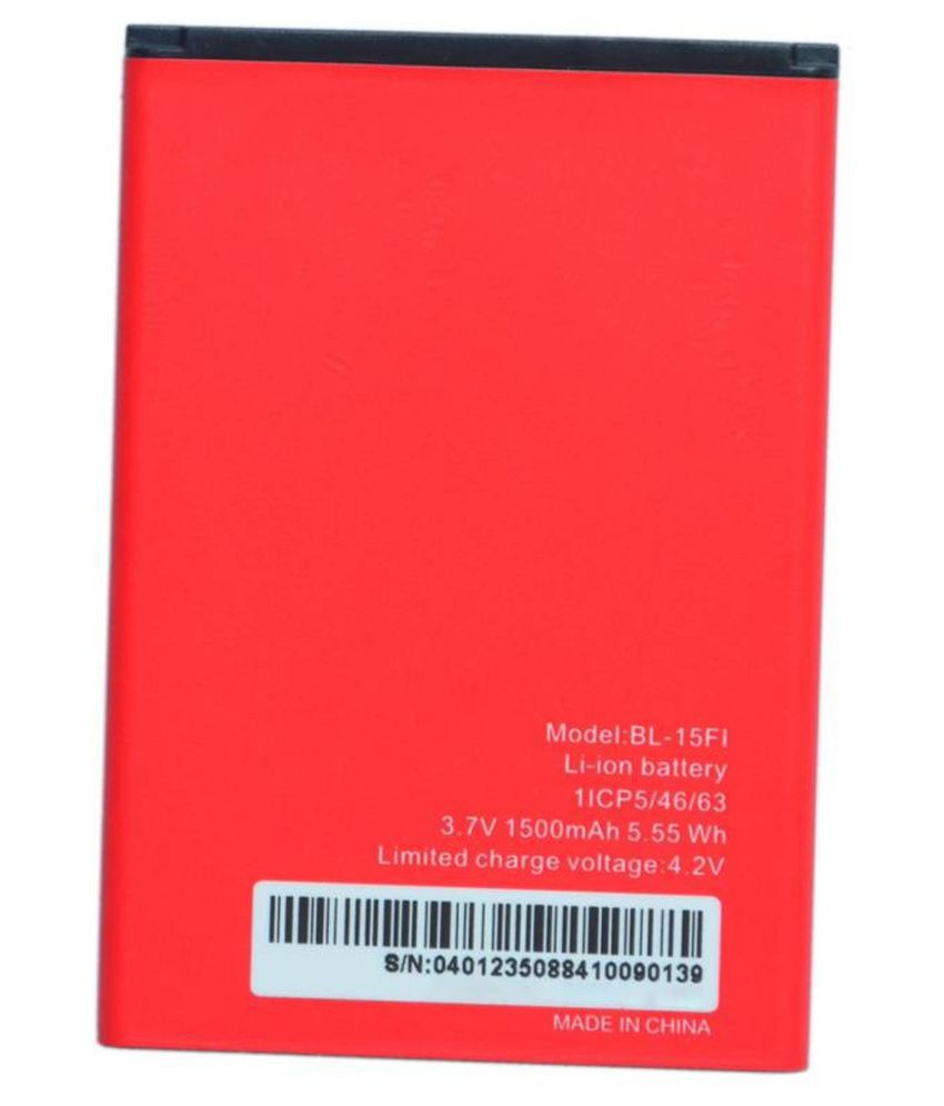Itel A11 1500 mAh Battery by mobi com - Batteries Online at