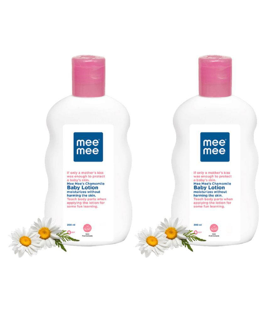 Mee Mee Body Lotion ( 200 ml Pack of 2 )