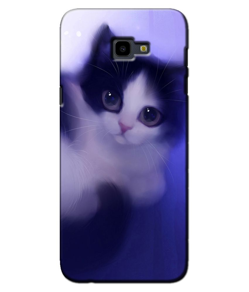 Samsung Galaxy J4 Plus Printed Cover By Case king Lifetime Print
