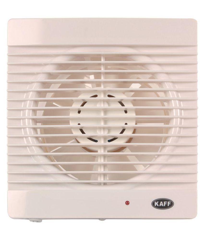 KAFF 150 SIRI 6 Exhaust Fan white