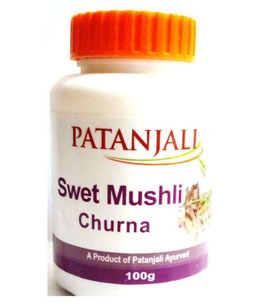 Patanjali Patanjali Swet Mushli for Men