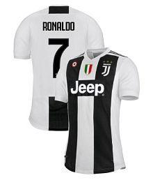 96cc1c18577 Quick View. Juventus Ronaldo Printed Kids Jersey With Short 2018-19 ...