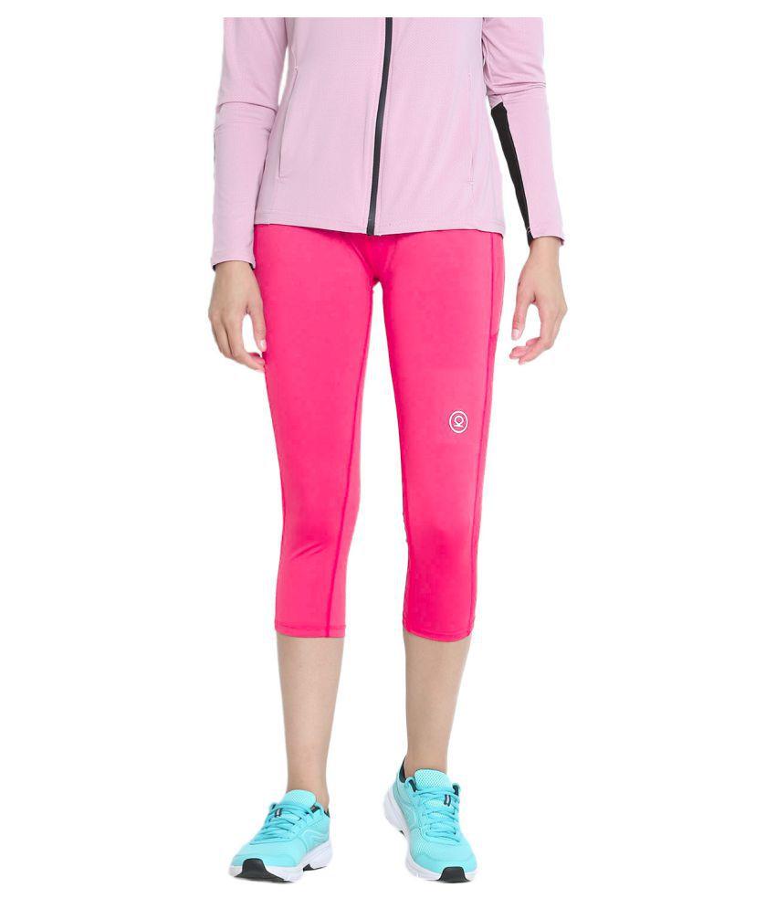 CHKOKKO Sportswear Stretchable Yoga Workout Gym Capri for Women Gym Wear Women/Tight Women/Yoga Dress