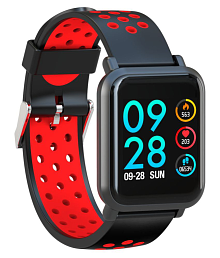 Quick View. Aqfit Coolfit Smart Watch W8 with 1.33 inch Color IPS Gorilla Glass Display,Blood Pressure, Blood Oxygen and Heart Rate Monitor ...