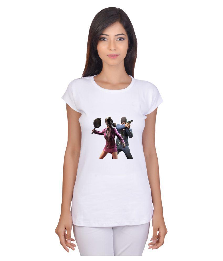 British Terminal White 3/4 Sleeve T-Shirt Pack of 1