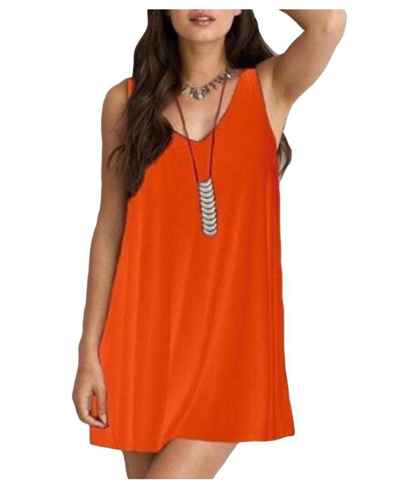 Fashion Lady Summer Sleeveless V-neck Strappy Backless Mini Dress Party Clubwear