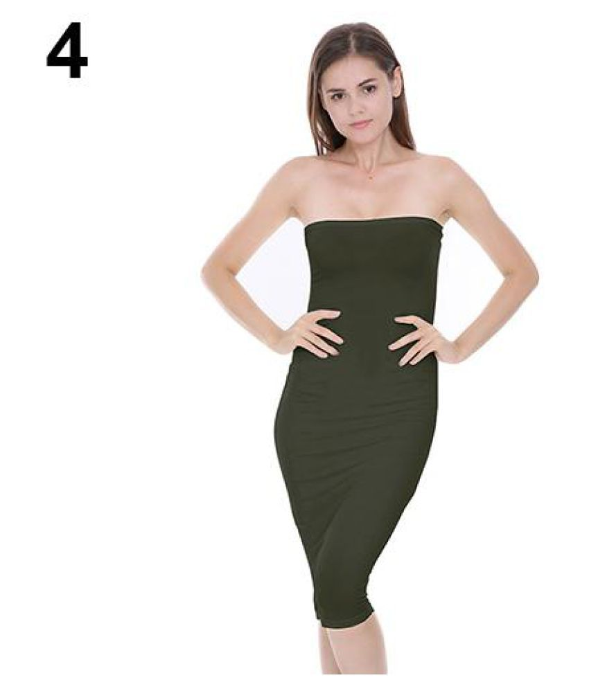 e7096837175 Women Sexy Off Shoulder Strapless Sleeveless Bodycon Cocktail Party Slim  Dress - Buy Women Sexy Off Shoulder Strapless Sleeveless Bodycon Cocktail  Party ...