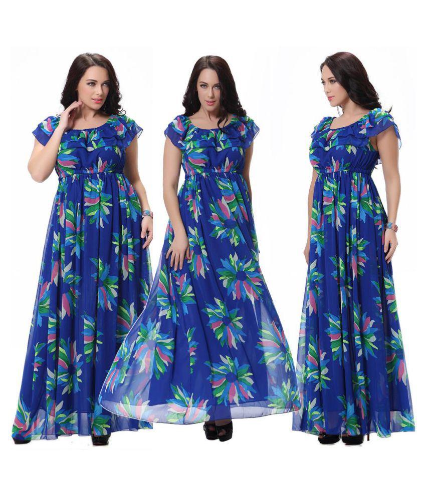 4d6c9869f685e Best Summer Dresses For Fat Ladies