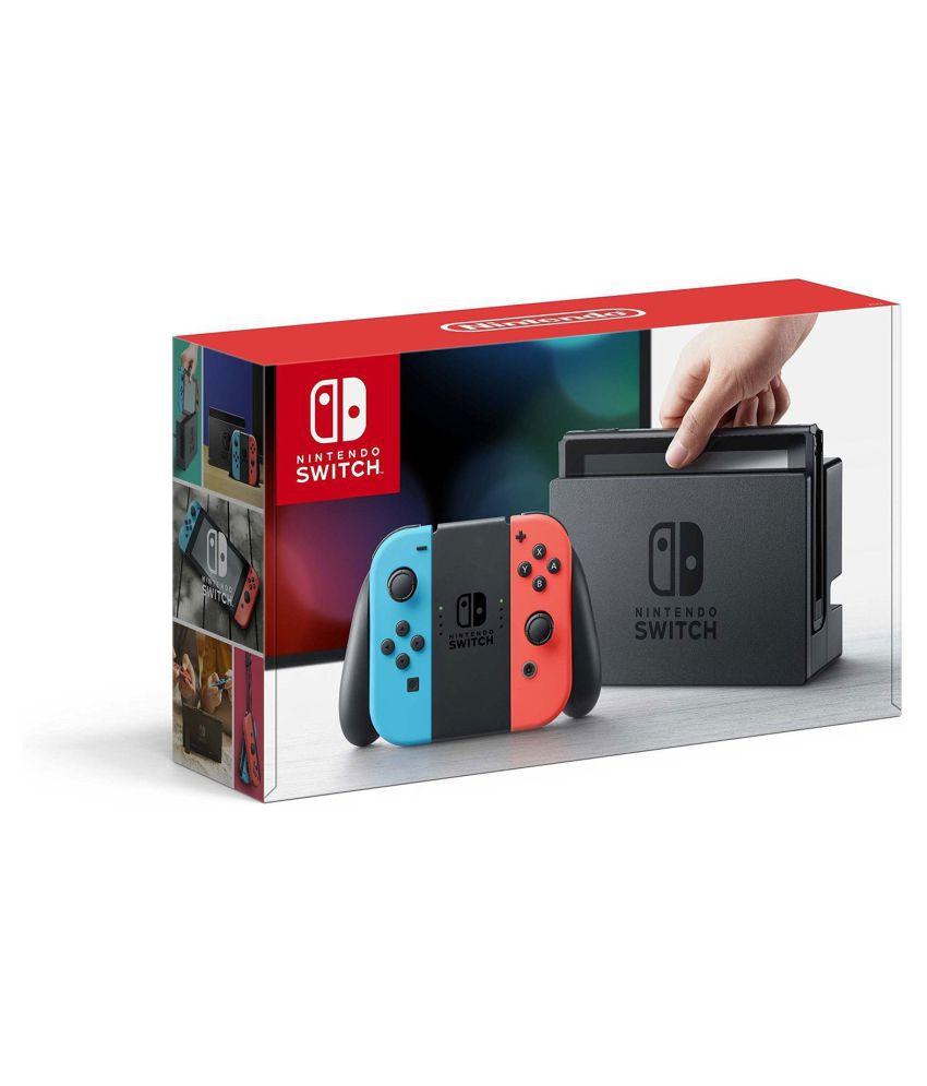 Nintendo Switch 32 GB Console ( )