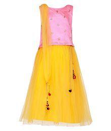 3f8edda466 Girls Ethnic Wear: Buy Girls Ethnic Wear Online at Best Prices in ...