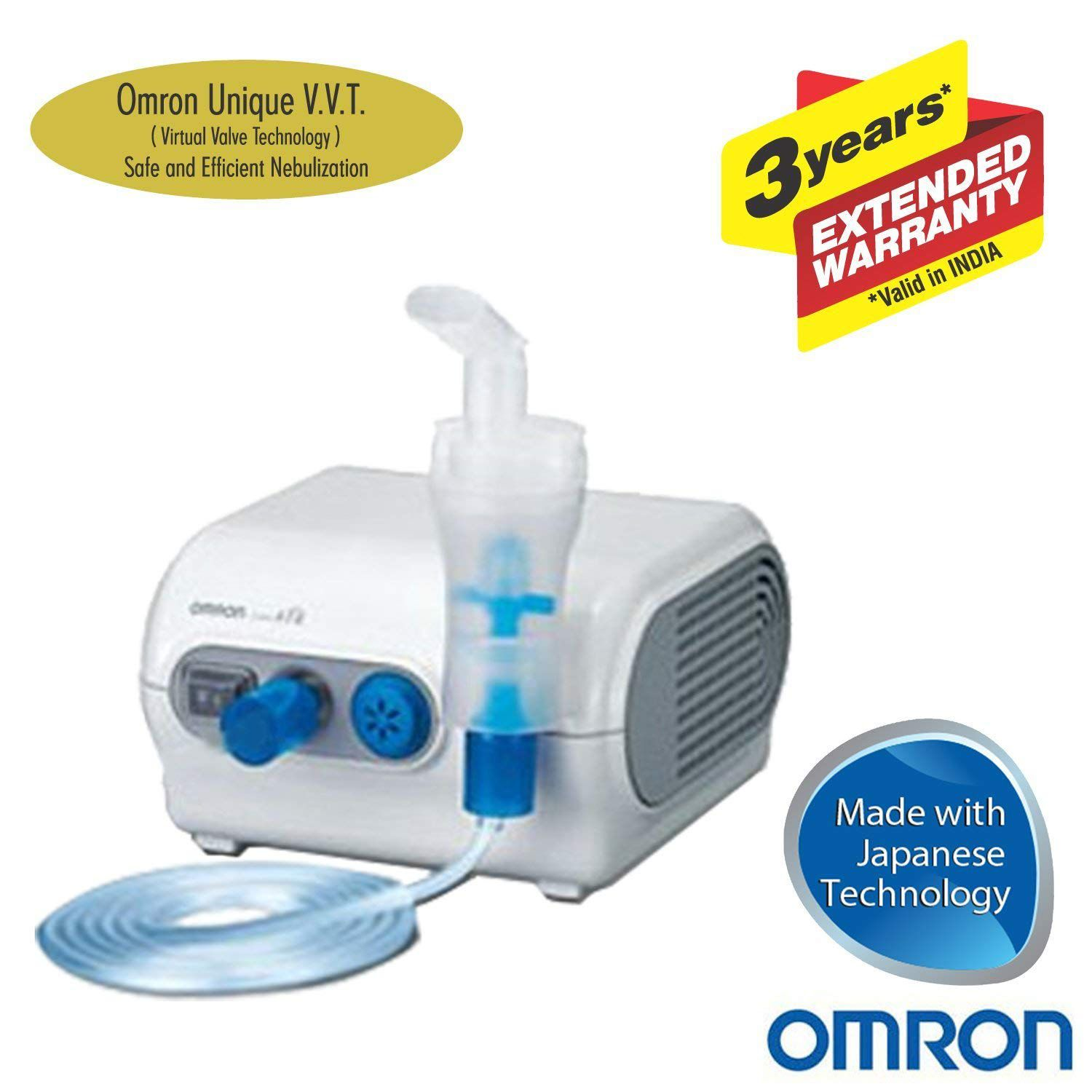 Omron Ne C28 Compressor Nebulizer For Child And Adult With