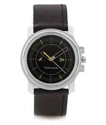 Speed Time 3039sl002 Leather Analog Men's Watch