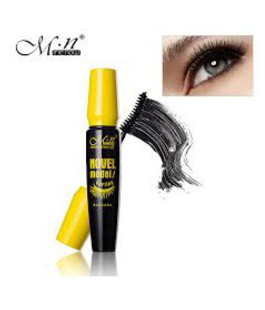 MN Thick Long Eyelashes Mascara Black 4.5 gm: Buy MN Thick ...