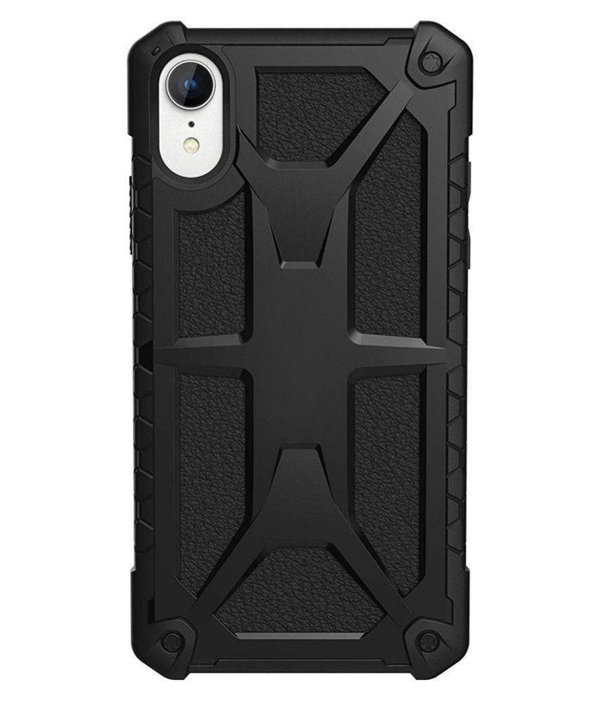 Apple iPhone XR Plain Cases CUBIX - Black