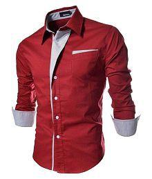 Ricaardo Cotton Blend Shirt