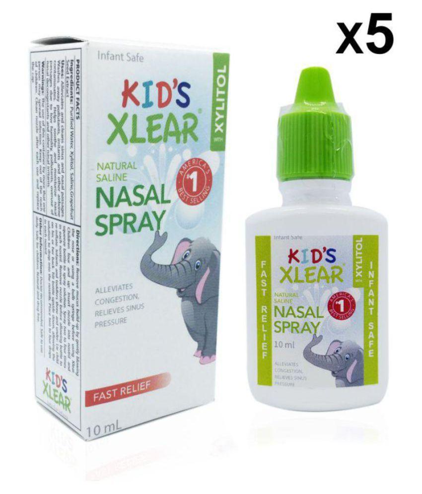 Xlear Plastic Nasal Aspirator ( 1 pcs)