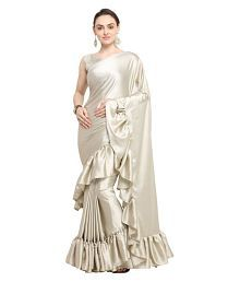 21c049f01 White Saree  Buy White Saree Online in India at low prices - Snapdeal