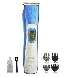 HTC AT 129 Washable Hair Cordless Beard Trimmer ( Multicolor )