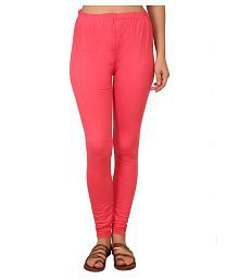 423e40789cef8 Zara Plus Women s Cotton Lycra Casual legging (ZP L Cotton Pink