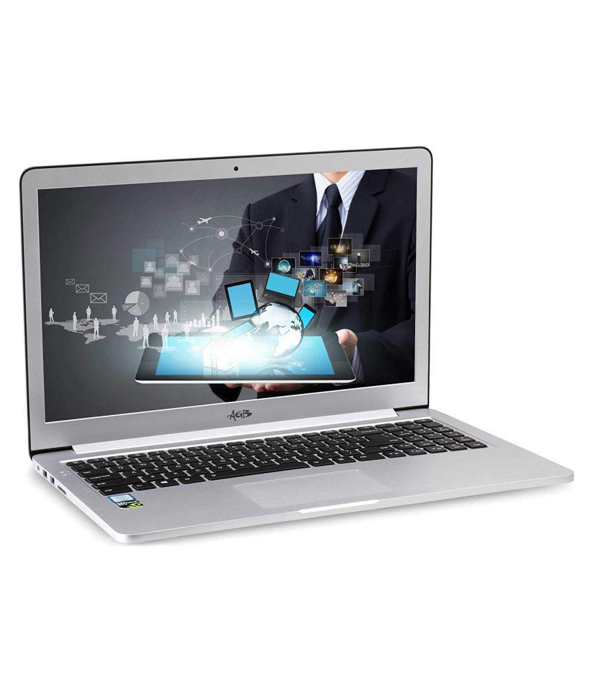 AGB Octev G-0812 Notebook Core i7 (7th Generation) 16 GB 39.62cm(15.6) Windows 10 Pro 4 GB Sliver