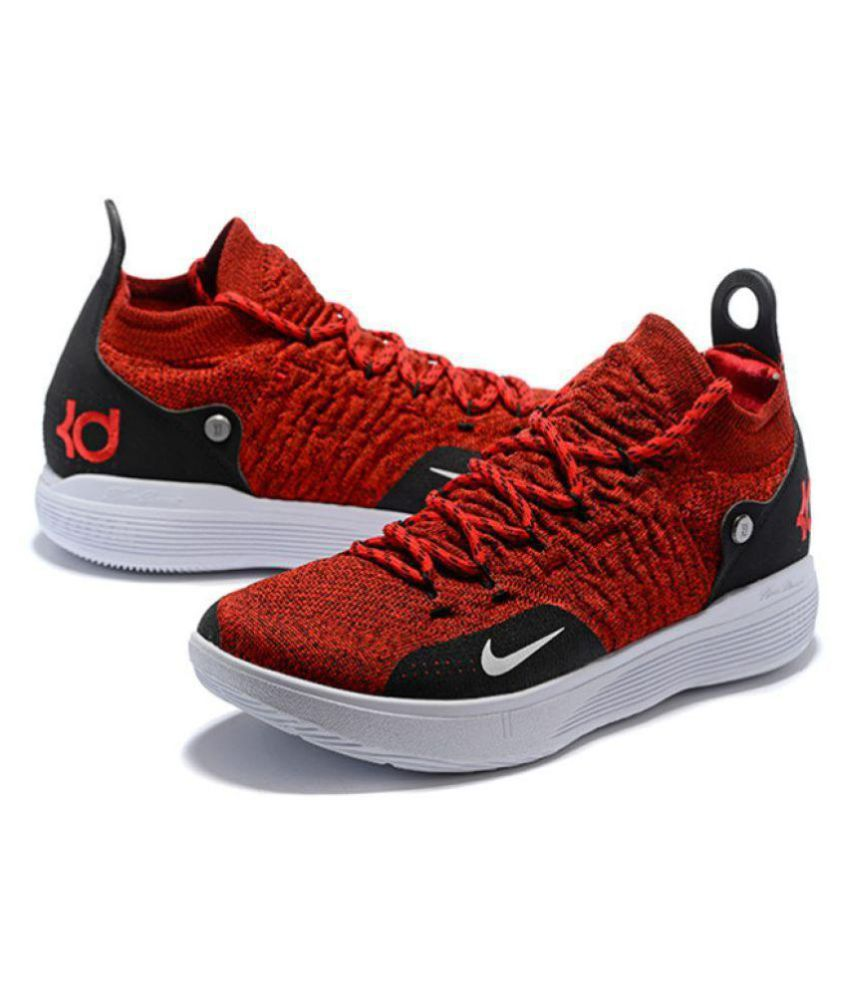 size 40 5f414 327d7 ... Nike KD 11 University Red Basketball Shoes ...