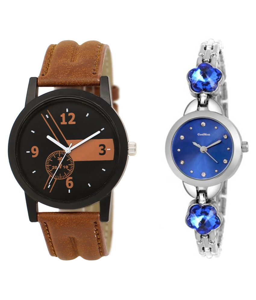 Fresh Collection Of New Watch Combo For Couple