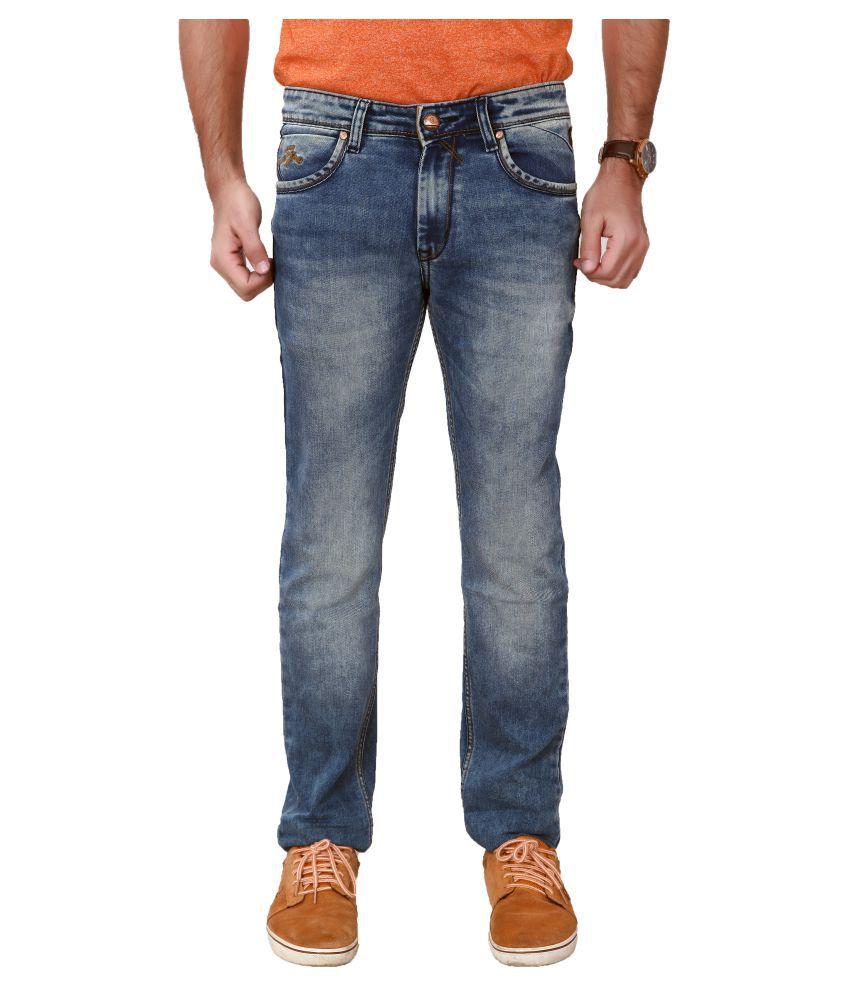 Inkloop Light Blue Slim Jeans