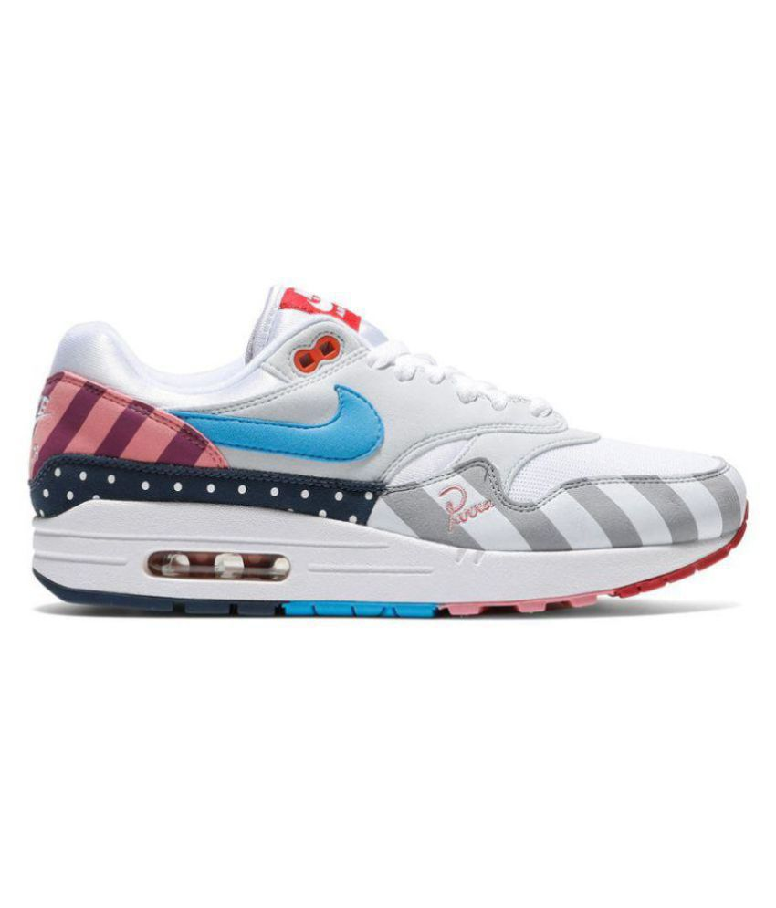 Nike Parra x Air Max 1 Multi Color Basketball Shoes