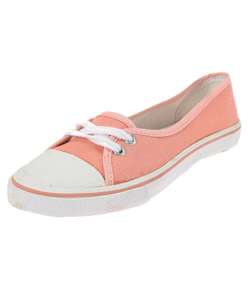Khadim's Pink Casual Shoes