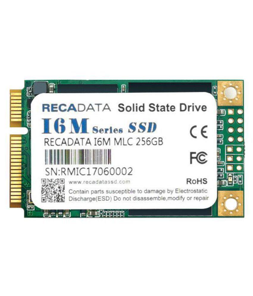 Recadata mSata III MLC Flash 64 128 256Gb Internal Solid State Drives