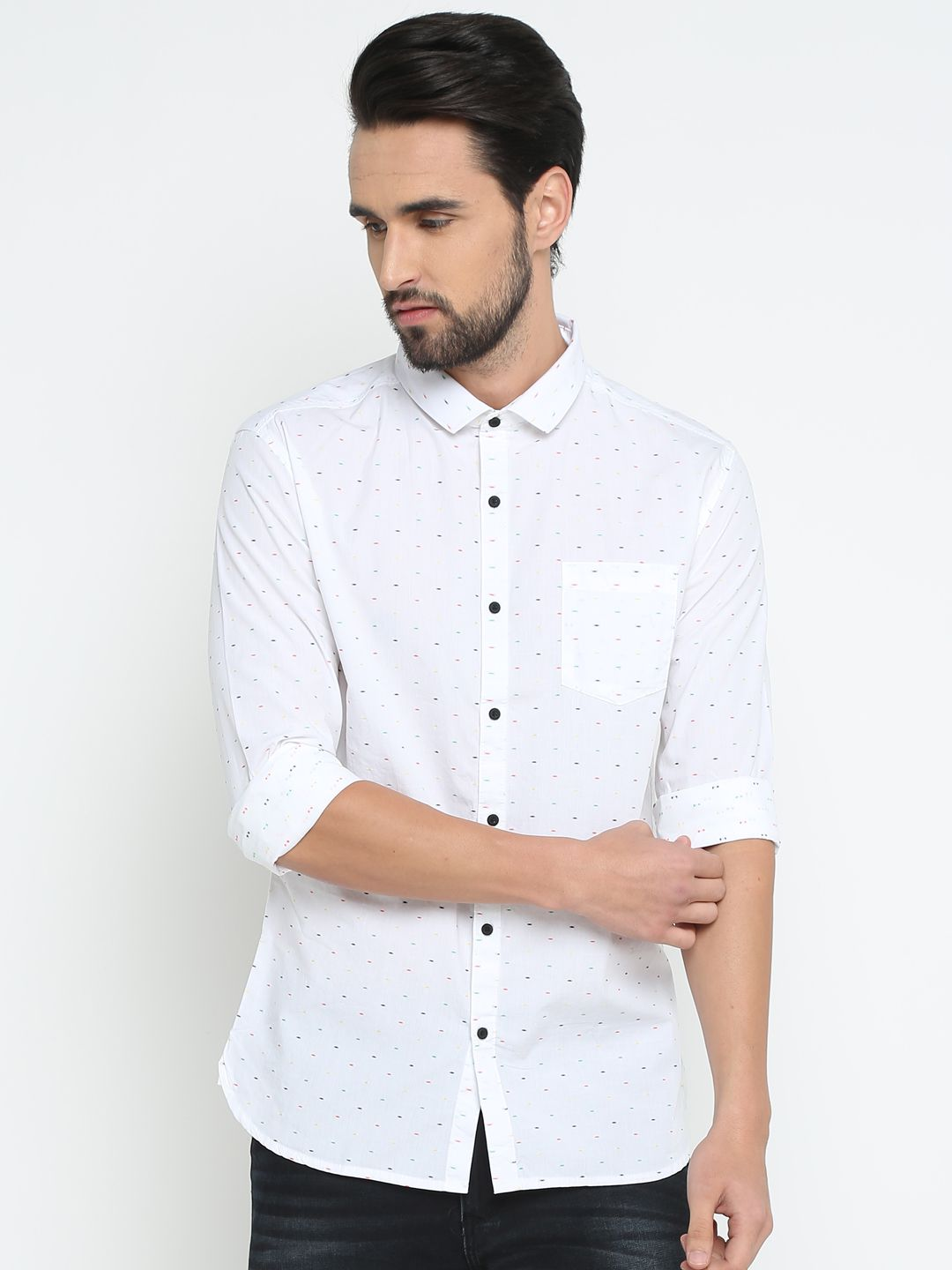 Showoff 100 Percent Cotton Shirt