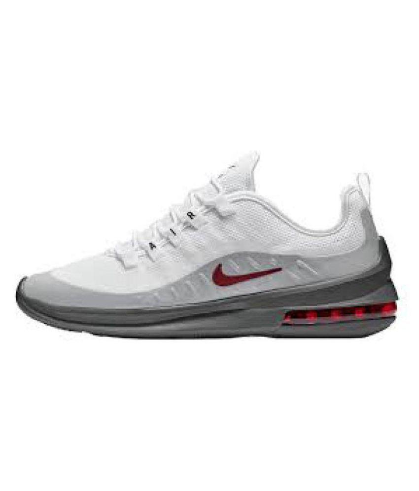 eb53c20cca8d Nike Air Max Axis 2018 White Running Shoes - Buy Nike Air Max Axis ...