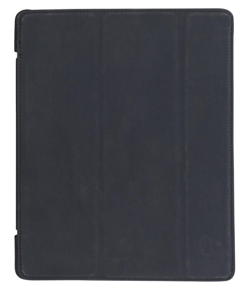 Apple iPad Mini 2 Plain Back Cover By Kara Black