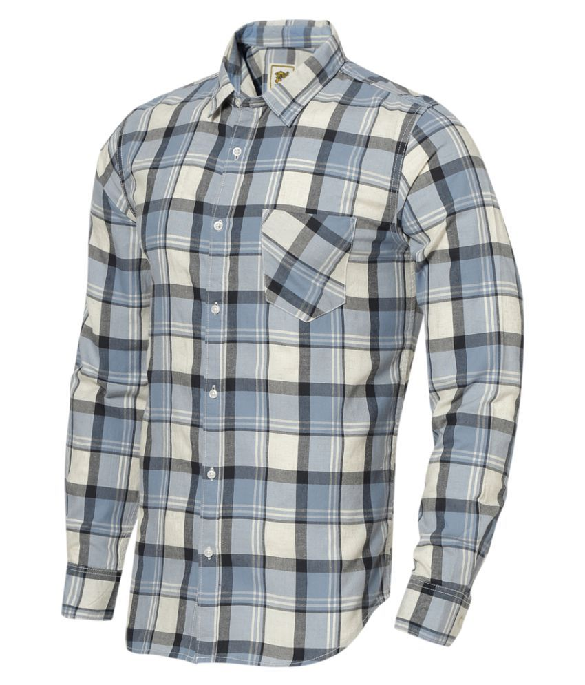 Campus Sutra 100 Percent Cotton Shirt