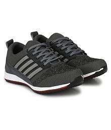ADISO Lifestyle Black Casual Shoes