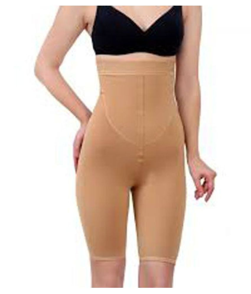 b169c16fdb Buy Goonchy Cotton Lycra Thigh Compressor Shapewear Online at Best Prices  in India - Snapdeal
