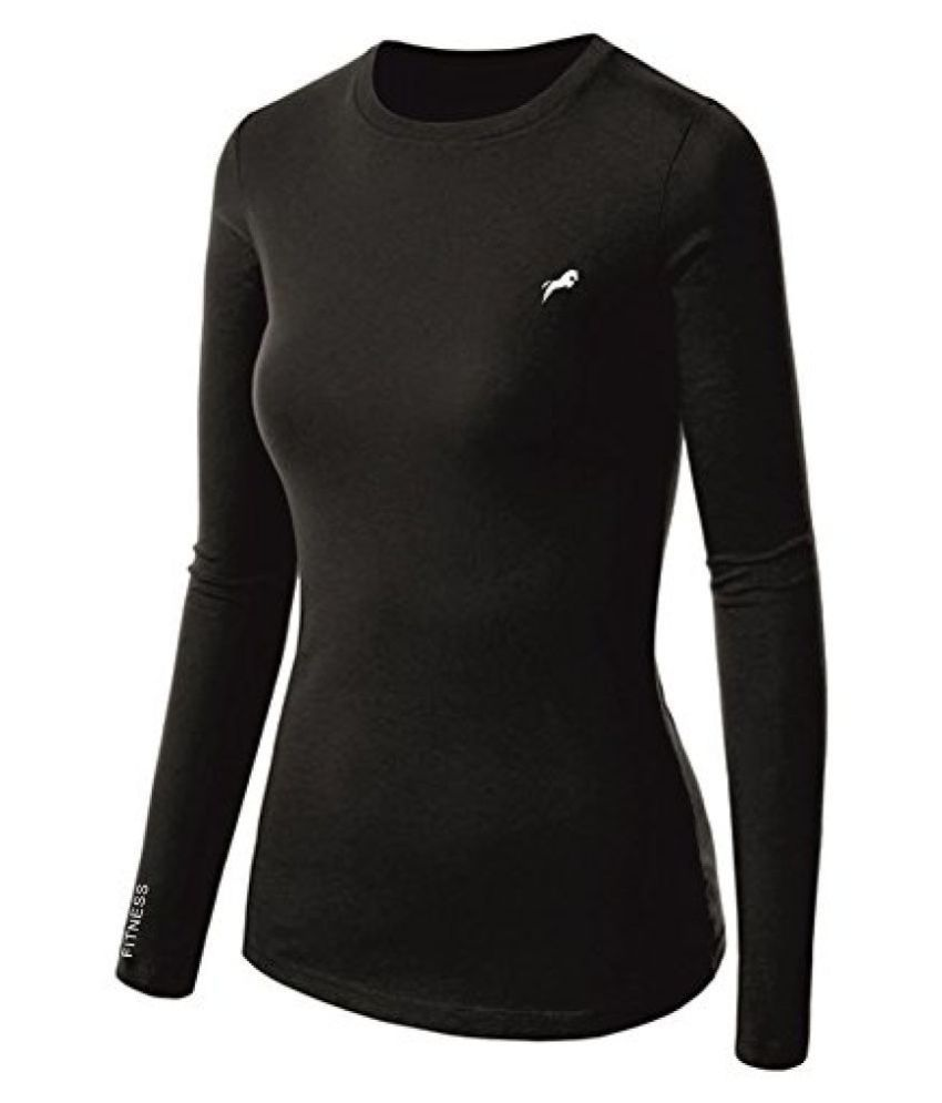 RIDER WOMAN SPORTS ACTIVE AND COMPRESSION T SHIRT