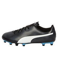 best website 84b66 f0df6 Quick View. Puma Black Football Shoes