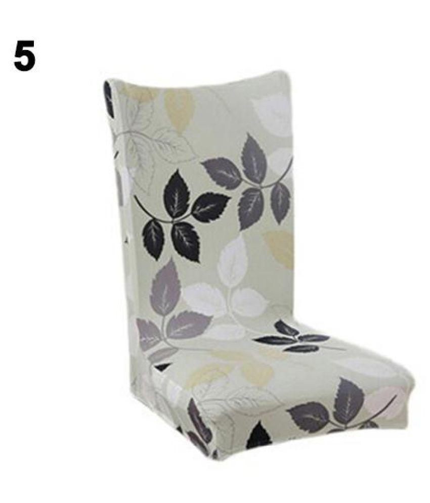 Fashion Pattern Print Wedding Party Banquet Chair Seat Cover Home Decor Fashion