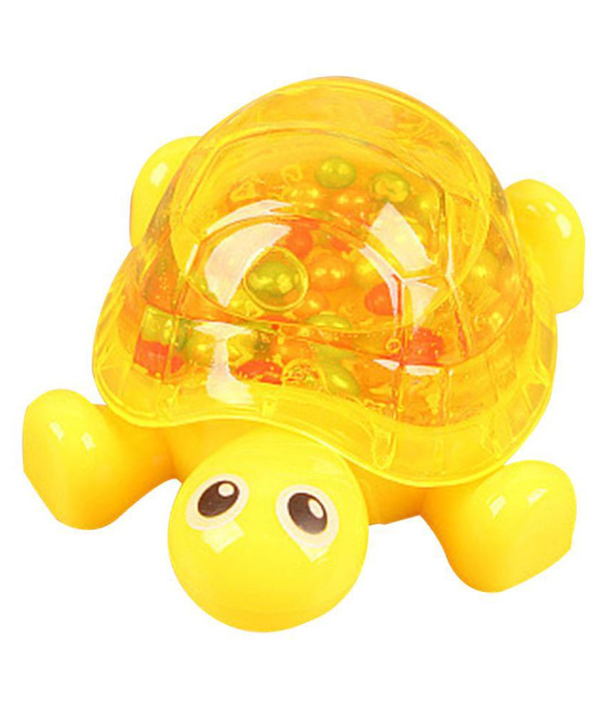 Funny Resin Magic Crystal Transparent Turtle Clay Mud Non-Toxic Children  Toy Gift