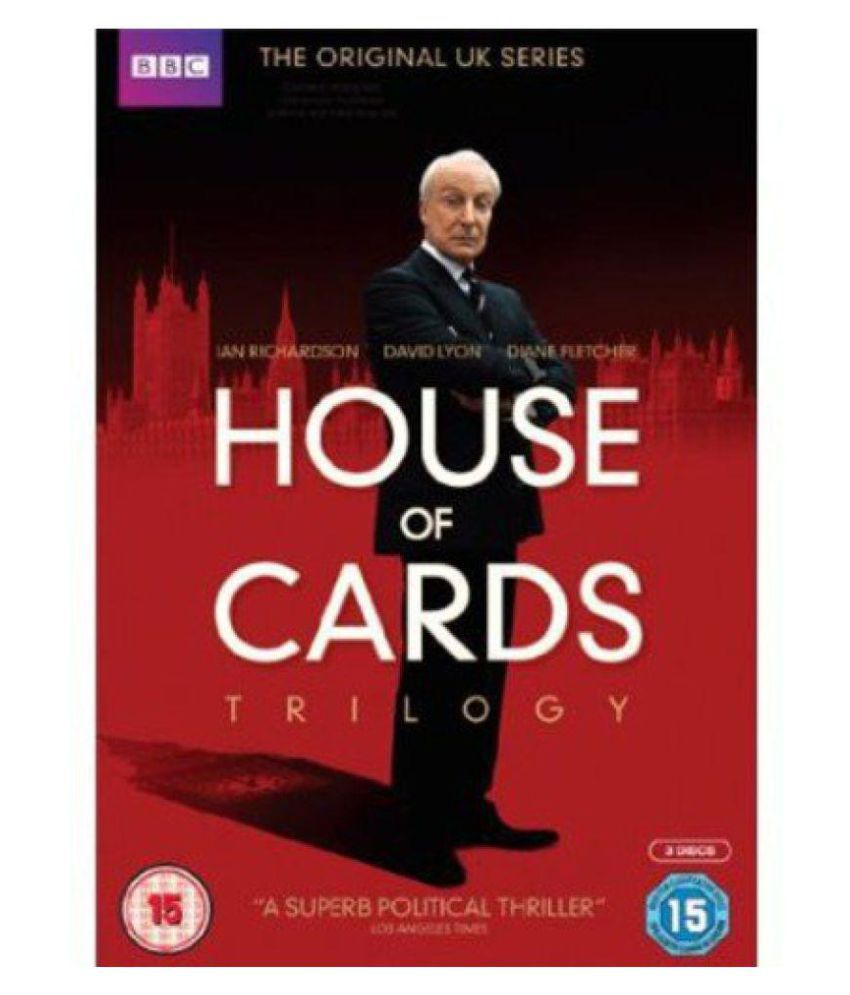 House of Cards Trilogy ( DVD )- English