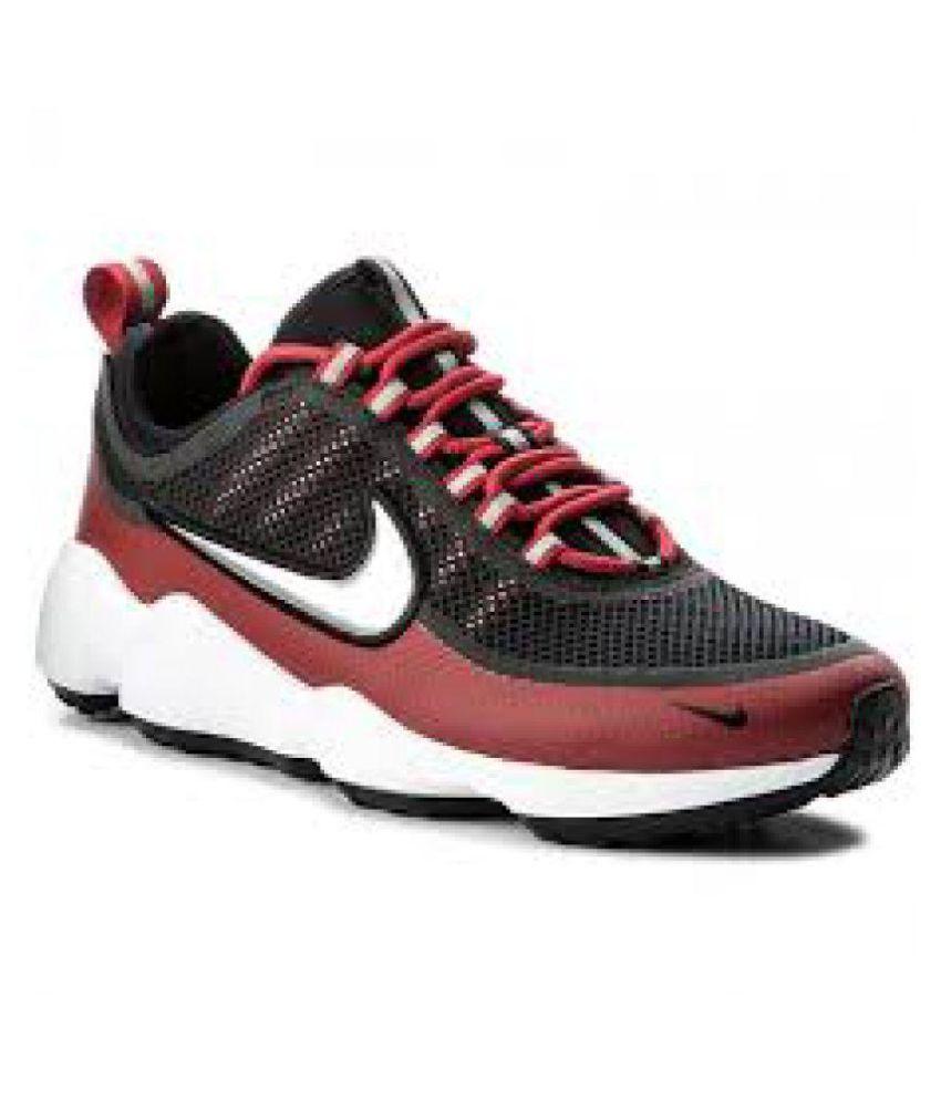 Nike AIR ZOOM SPRDN Maroon Basketball